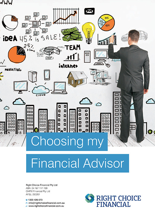 Choosing My Financial Advisor for Right Choice Financial