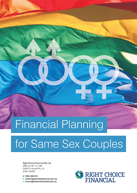Financial Planning for Same Sex Couples - Right Choice Financial