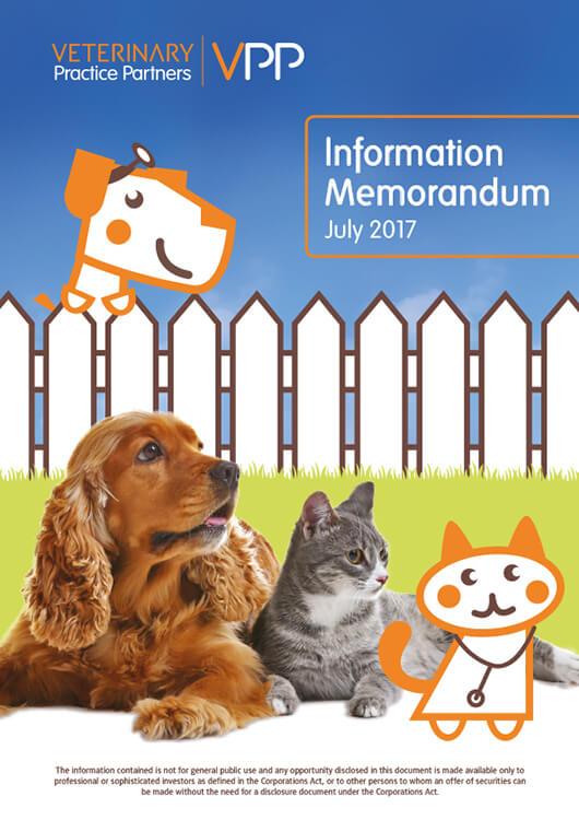 Information Memorandum Veterinary Practice Partners