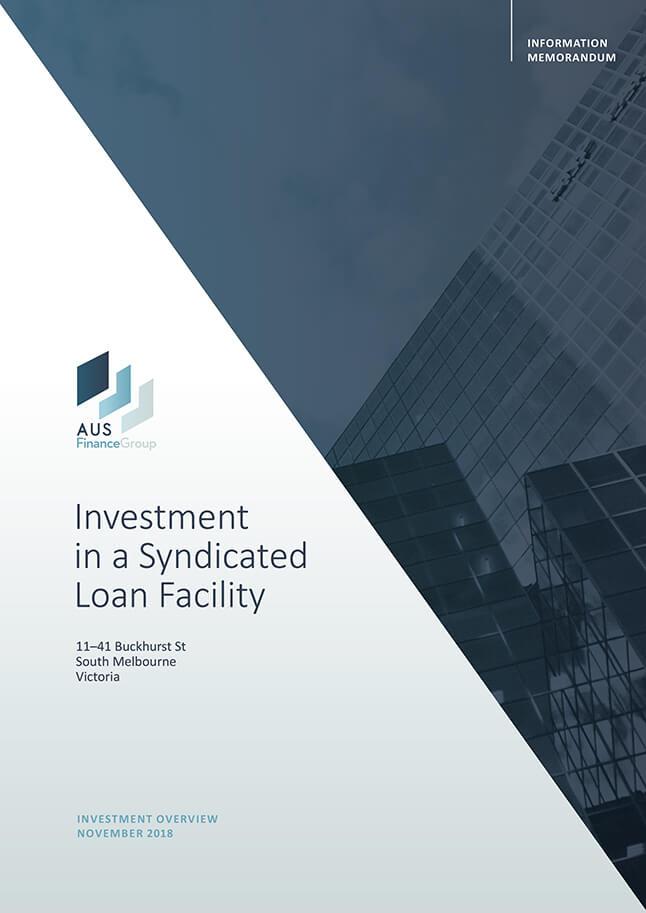 Information Memorandum - Aus Finance Group